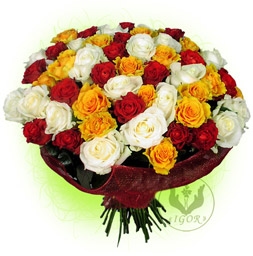 Bouquet �For the Only Lady in the World�